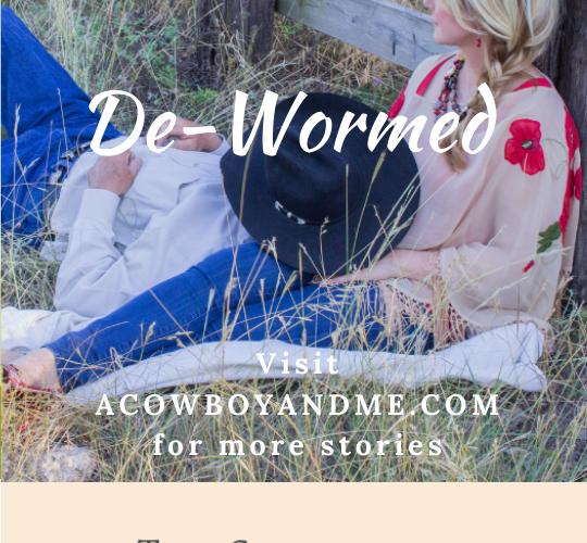 De-Wormed