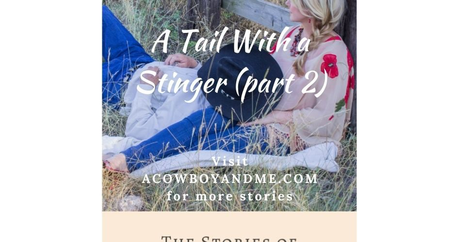 A Tail with a Stinger (part 2)